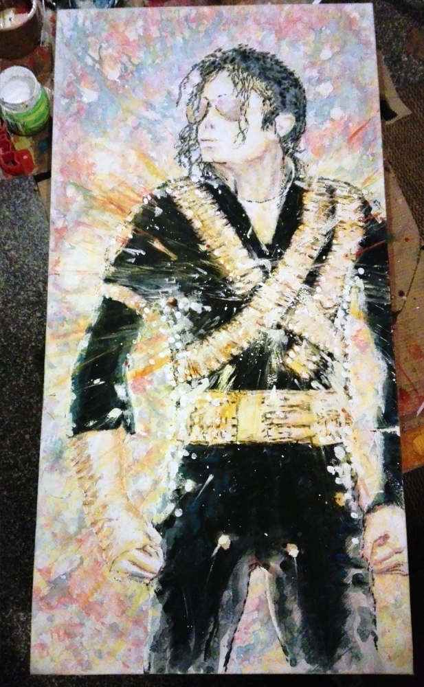 Michael Jackson by Adamante.Centauri